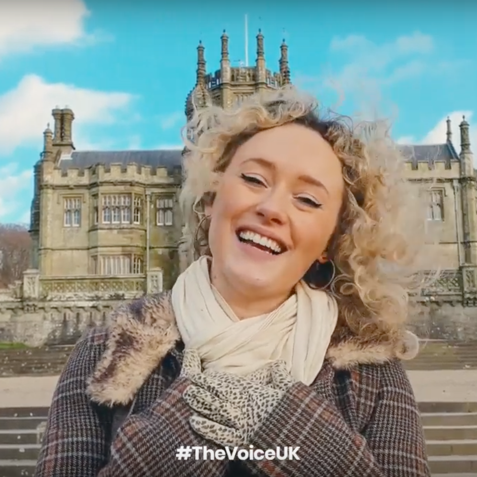 Like Minded Individuals - giffgaff x The Voice 2020