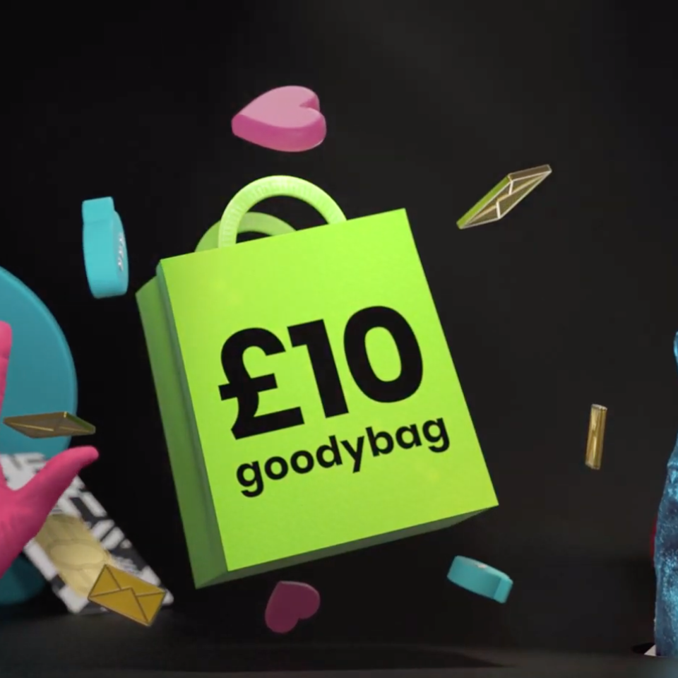 Like Minded Individuals - giffgaff £10 Goodybag