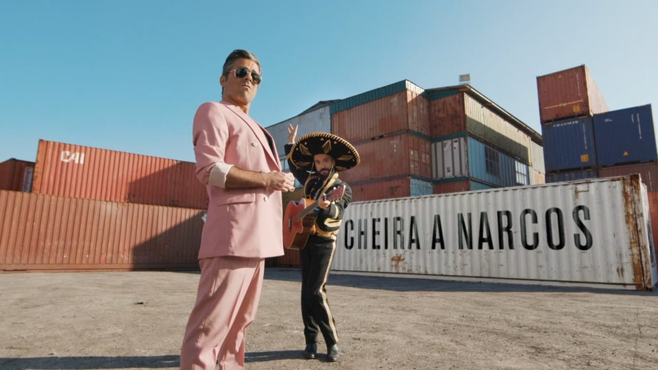 Henrique Oliveira - Netflix • Narcos Mexico • Portugal