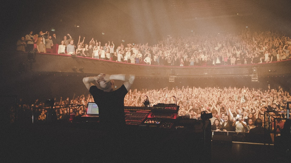 PAUL KALKBRENNER -  PARTS OF LIFE TOUR 2019 - FRANCE