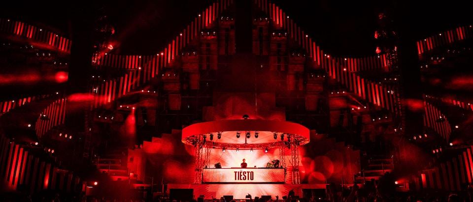 TIËSTO AT ELECTRIC LOVE FESTIVAL, SALZBURG