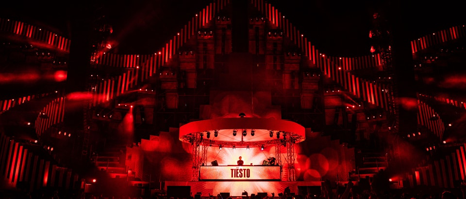 TIËSTO AT ELECTRIC LOVE FESTIVAL, SALZBURG