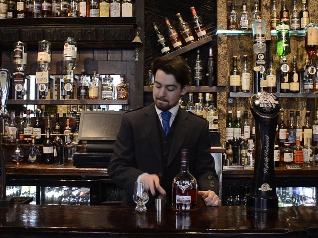 Whisky Tester