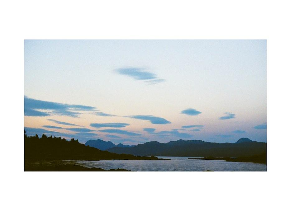 Skye Sunset -