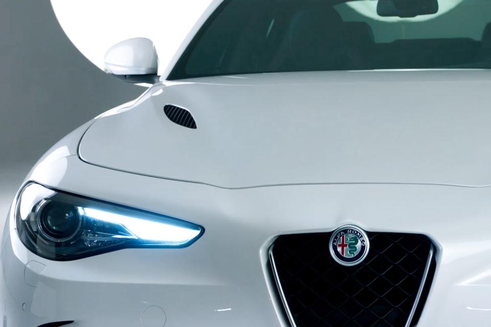 Alfa Romeo Giulia QF
