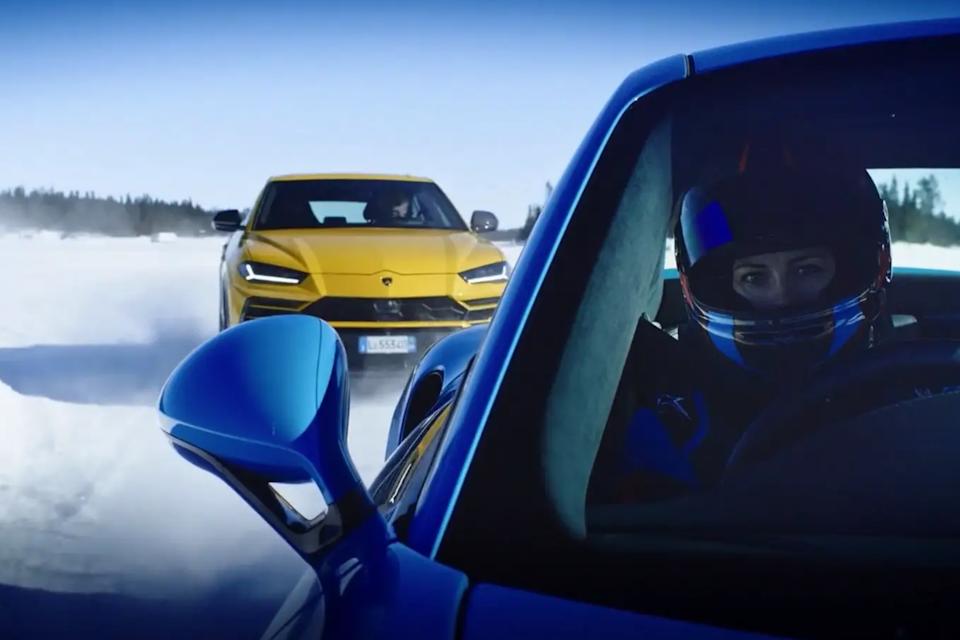 Lamborghini Urus - Full Film