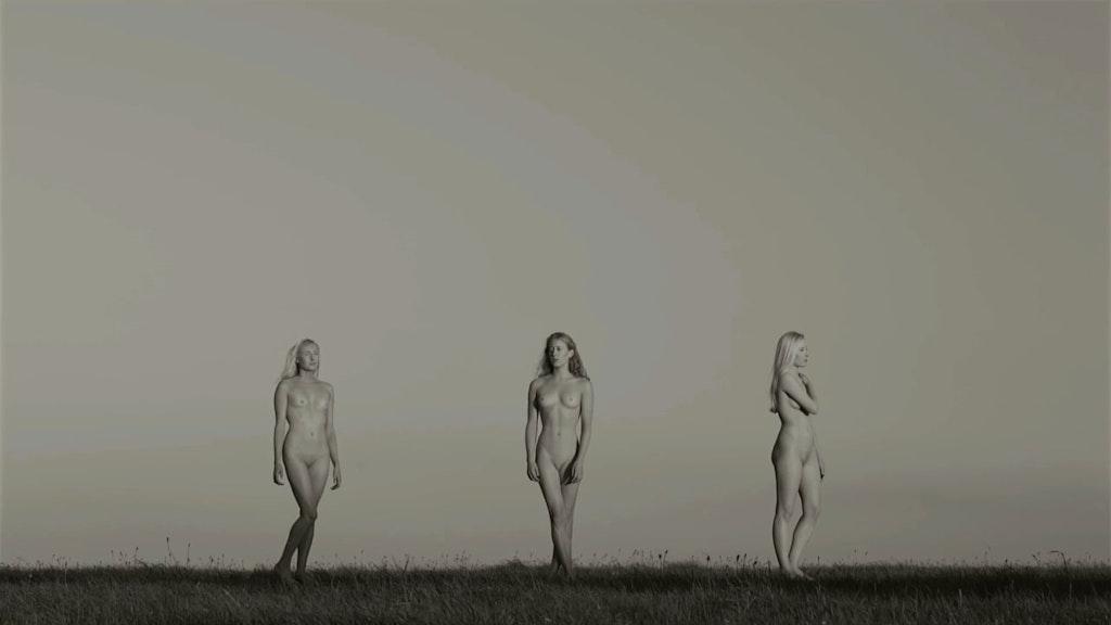 'Three Graces' Jean-Luc Moulène