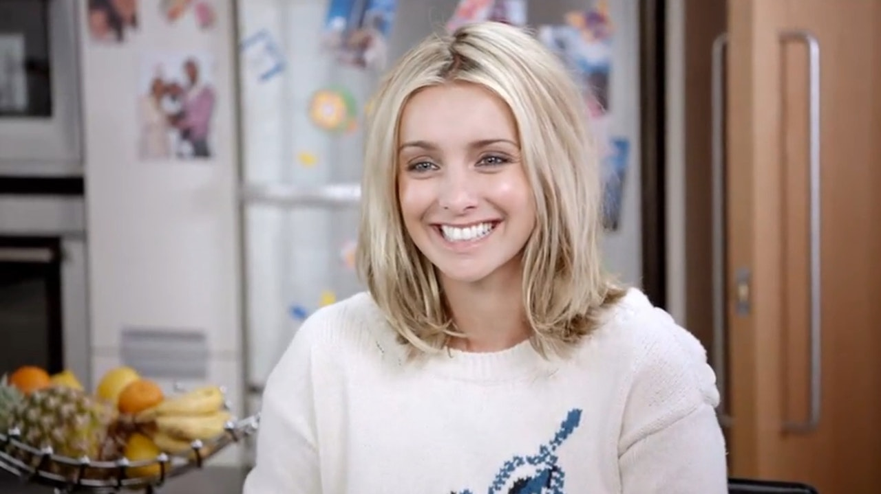 Nintendo Wii Fit - Louise Redknapp -