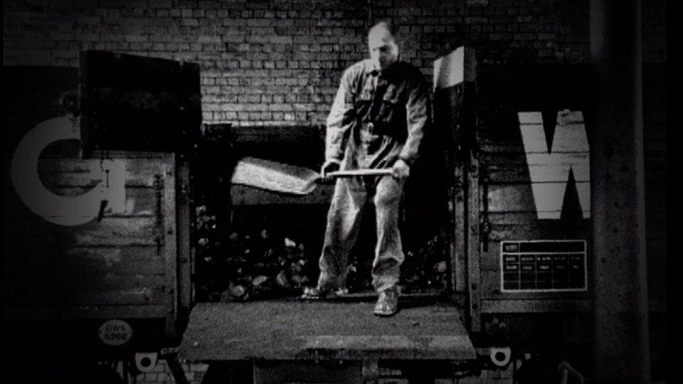 Mogwai 'XMass Steps' Brian Griffin