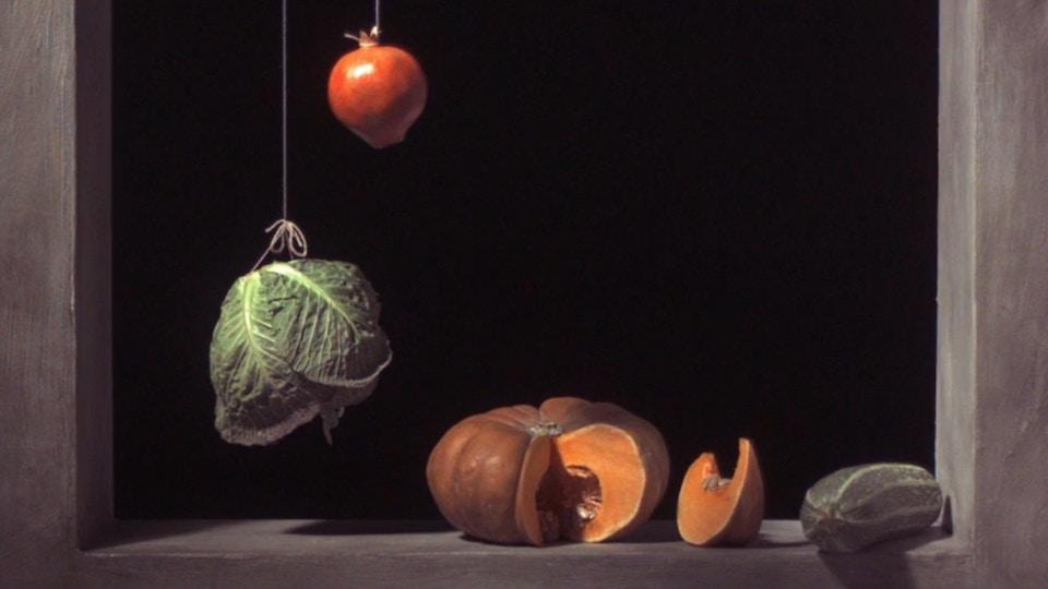'Pomegranate' Ori Gersht