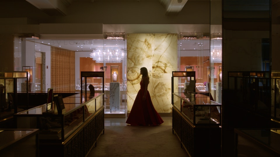 Bulgari Harrods Commercial