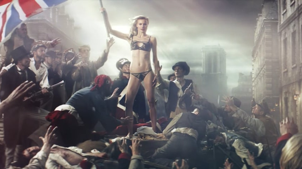 Commercial - Agent  Provocateuer - The Revolution