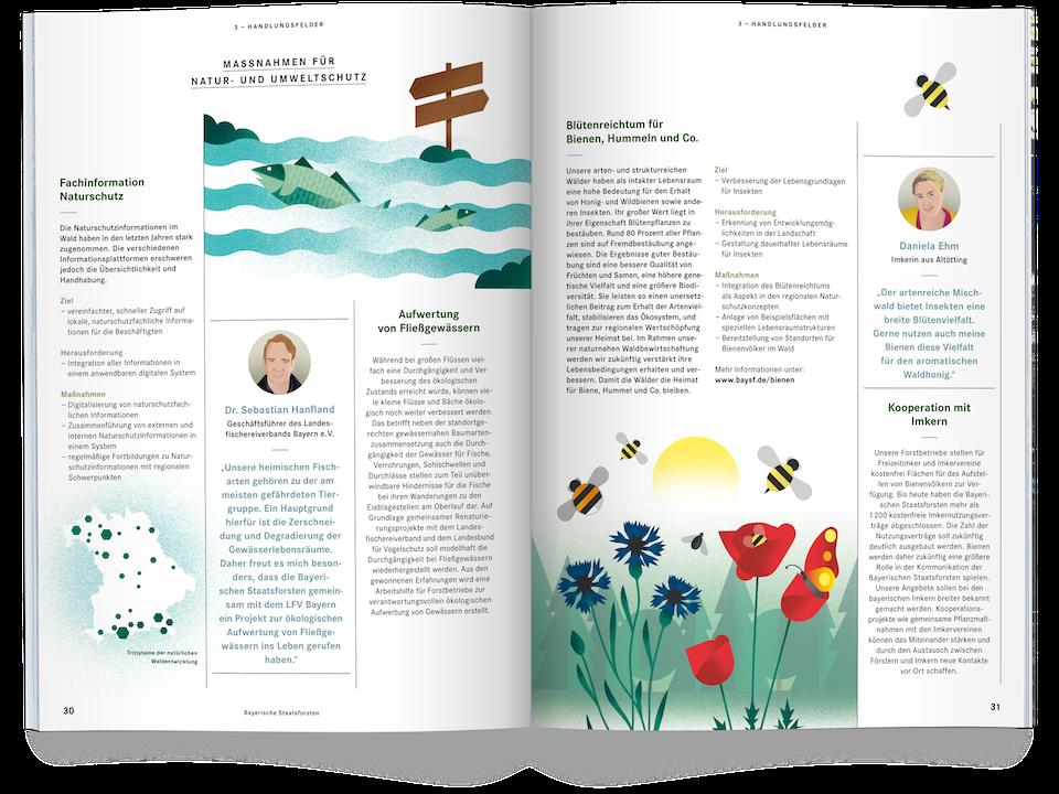 Sustainability Concept – Bayerische Staatsforsten