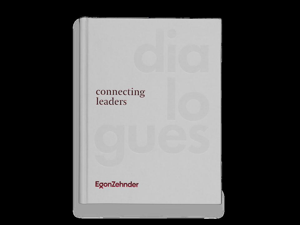 Dialogues – Egon Zehnder