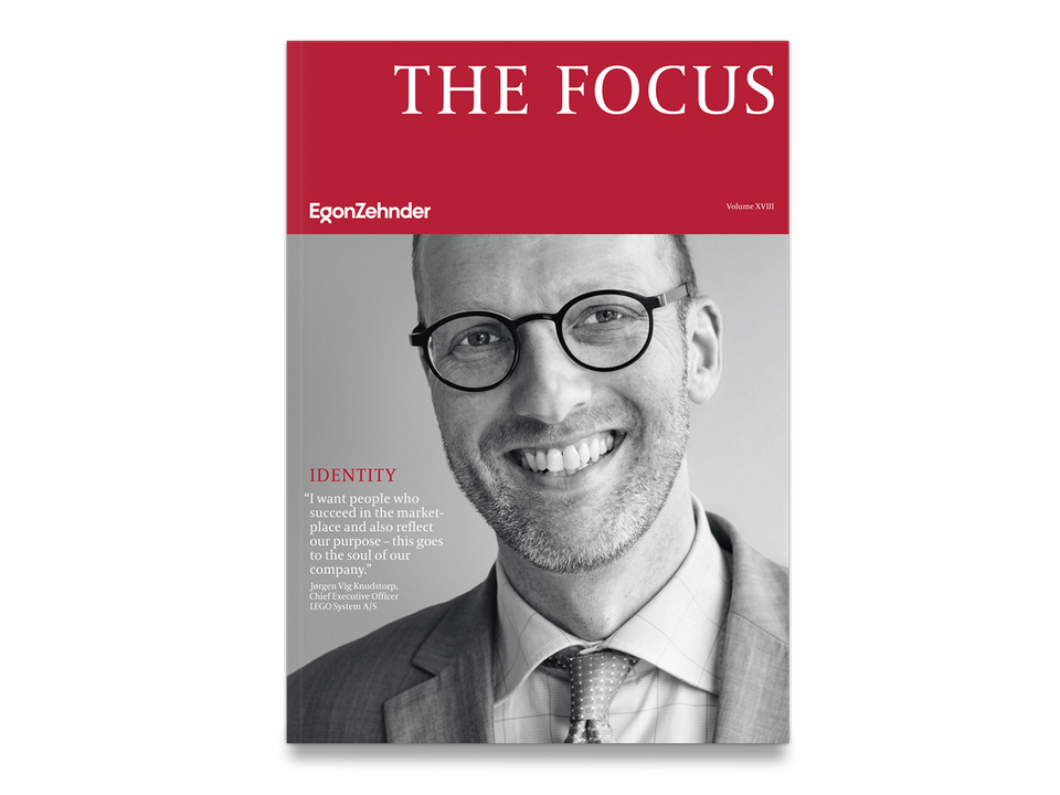 The Focus – Egon Zehnder