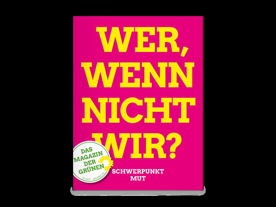 Magazine B90/Grüne