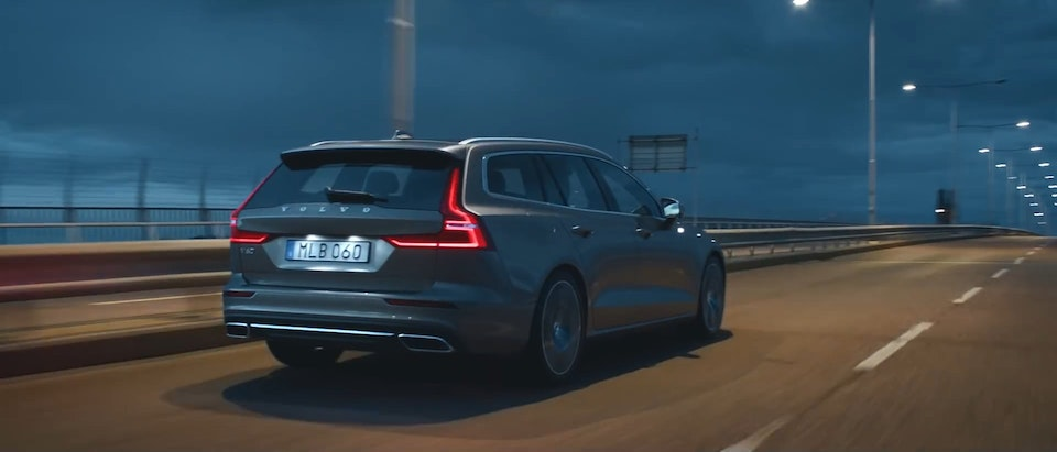 Julien Alary - VOLVO - Introducing The New Volvo V60