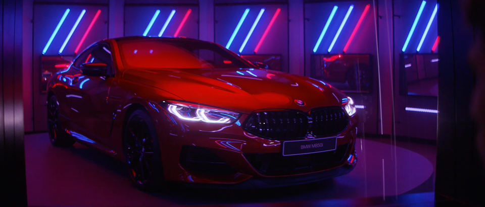 Bmw - one night in M/Town -Micky Suelzer
