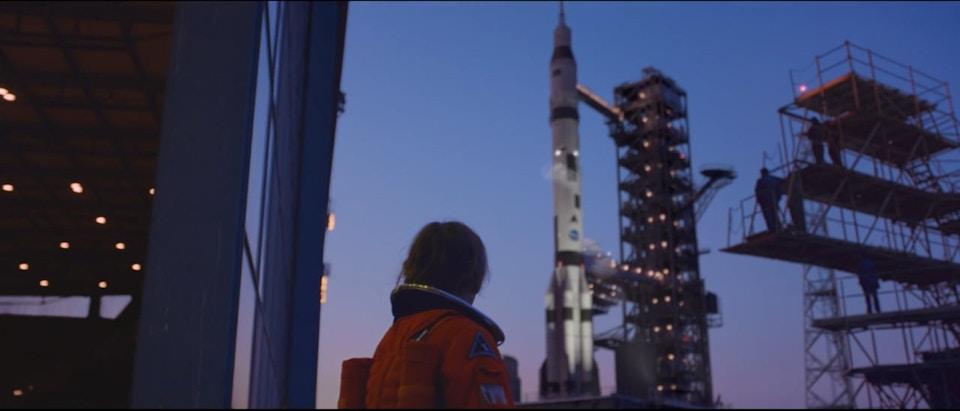 Com hem - Astronaut - Tobias Granström