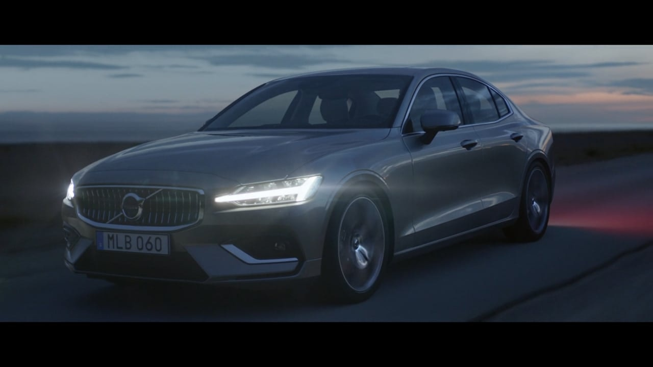 VOLVO -  introducing the new S60 - Runar Ingi