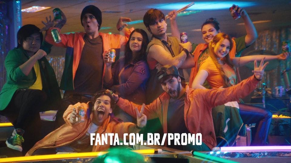 Fanta - Os Donos da Porra Toda (Promo)