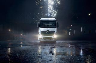 Mercedes Benz Trucks - Der neue Actros F