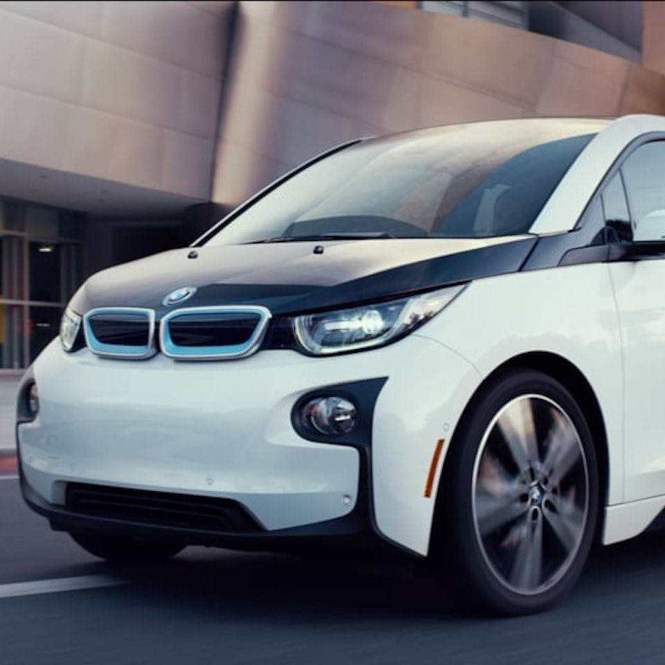 Mark Wagner - BMW i3