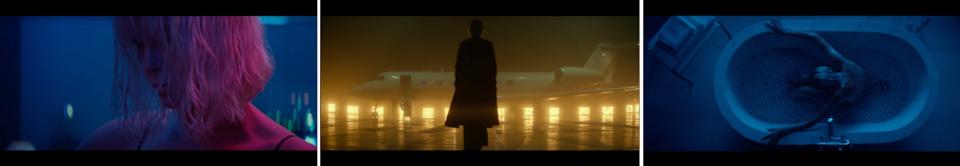 ATOMIC BLONDE - Dir. David Leitch