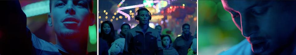 JBL   Steph Curry - Dir. Matt Bieler