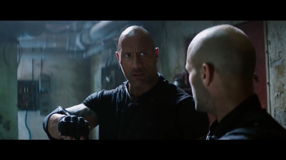 HOBBS & SHAW - Dir. David Leitch