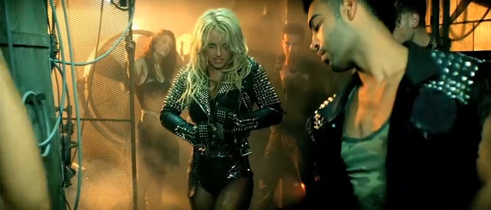 BRITNEY SPEARS | Till The World Ends - Dir. Ray Kay
