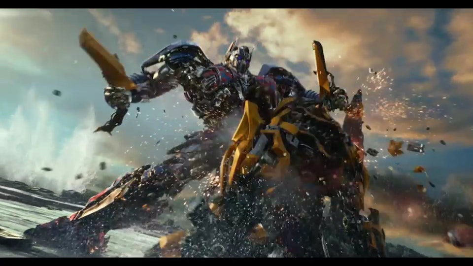 TRANSFORMERS: THE LAST KNIGHT                    - Dir. Michael Bay - Dir. Michael Bay