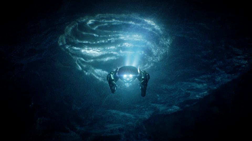 Krypton - Krypton - Environment VFX