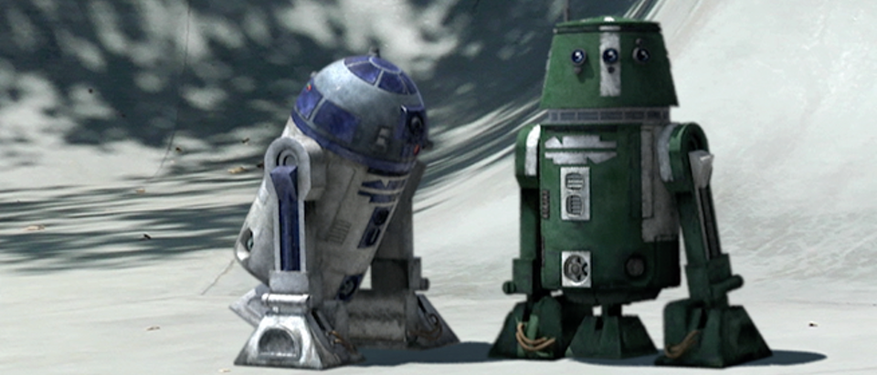 The Embassy - Star Wars » The Clone Wars Promos