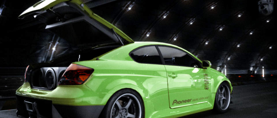 The Embassy - Scion tC » What Moves You