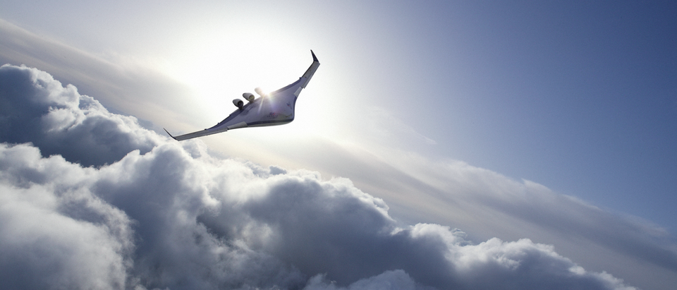 The Embassy - Popular Science » The Future of Flight