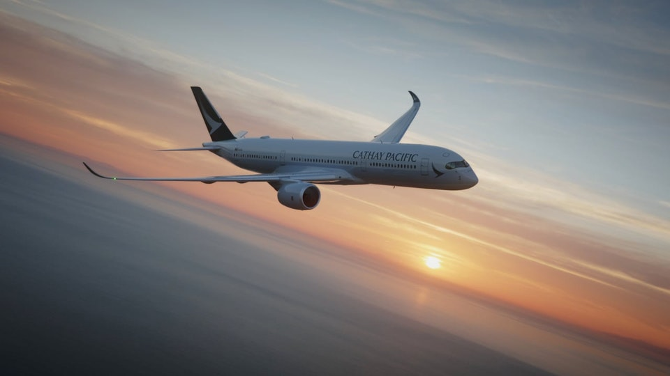 Cathay Pacific - Cathay Pacific Livery