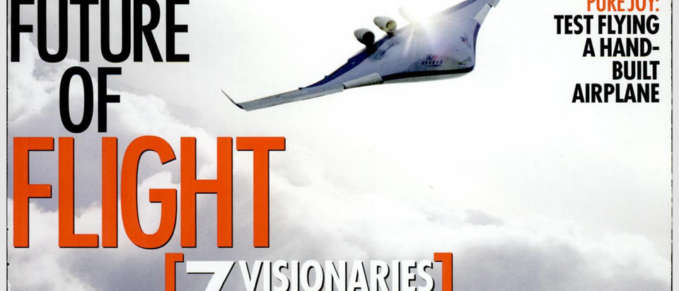 Popular Science » The Future of Flight Popular Science - The Future of Flight