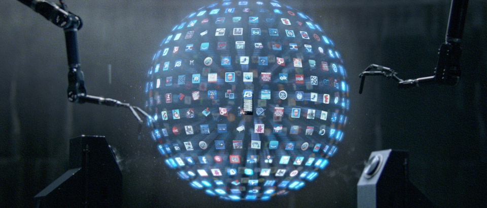 "Verizon Droid Verizon ""Other Planets"""