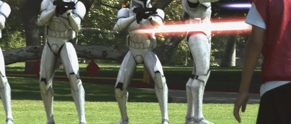 "Star Wars » The Clone Wars Promos - Star Wars ""Soccer"""