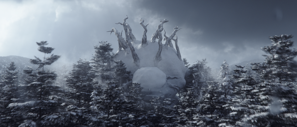 The Embassy - Nissan Rogue » Return of the Snowman