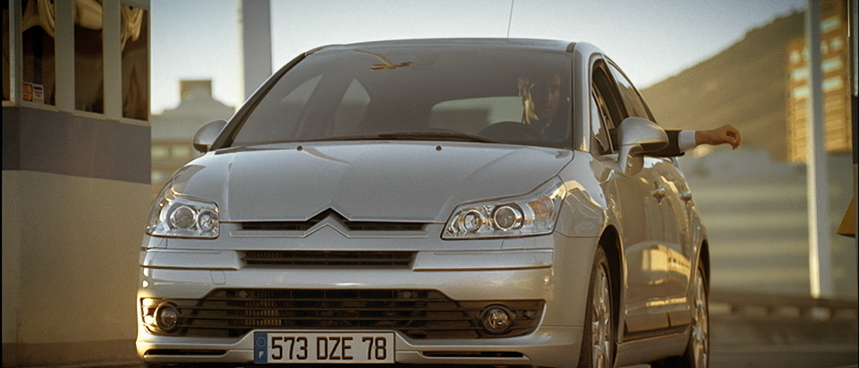 The Embassy - Citroën C4 » Runner