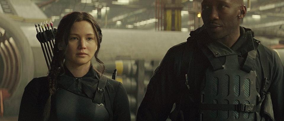 The Hunger Games » Mockingjay - The Hunger Games: Mockingjay