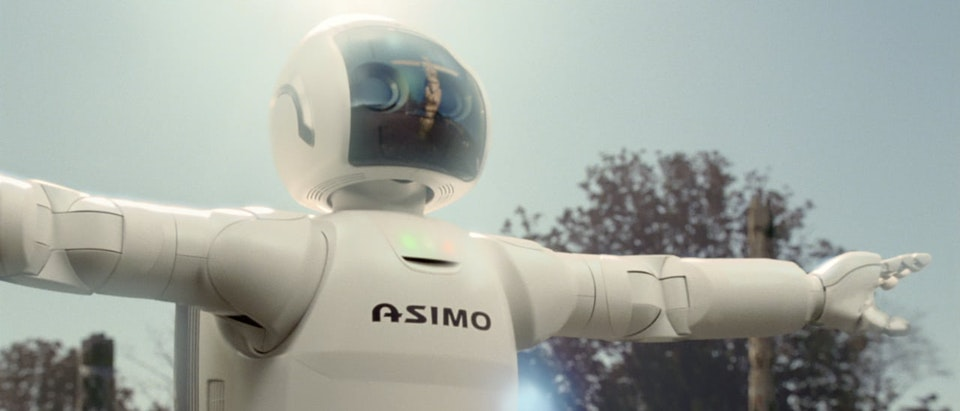 The Embassy - Honda » Asimo's Journey