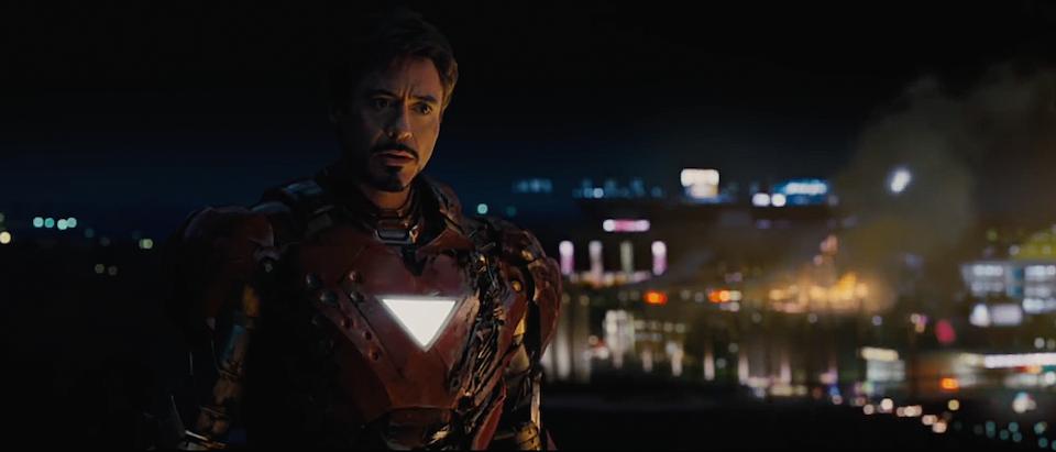 The Embassy - Iron Man 2