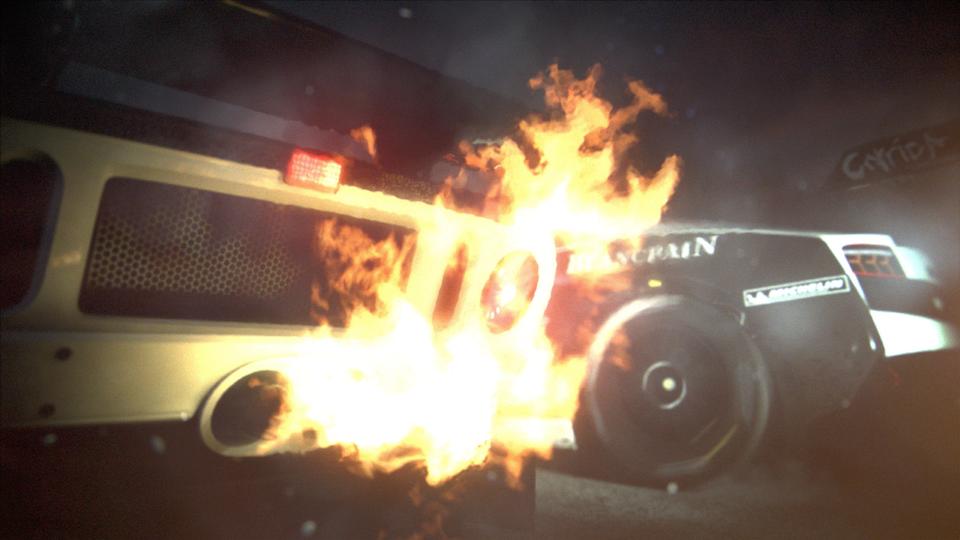 EA Need For Speed Shift 2 - EA Need For Speed Shift 2 Unleashed