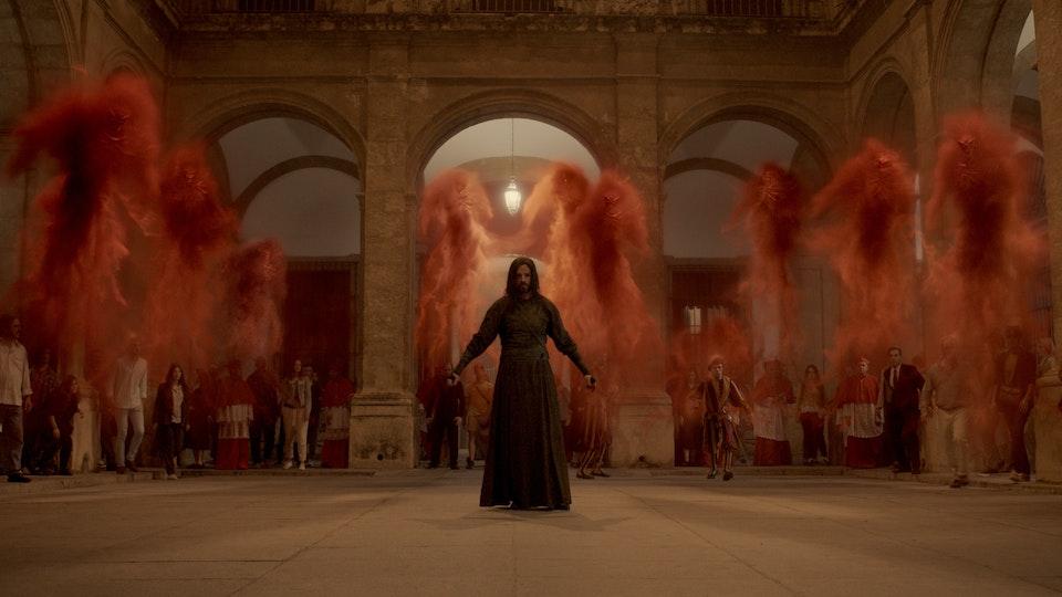 Warrior Nun - Netflix Warrior Nun - The Wraith - The Embassy