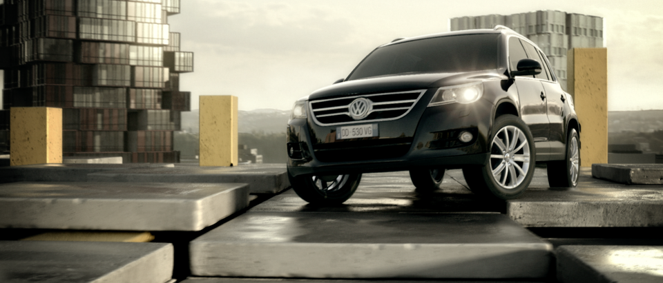 The Embassy - Volkswagen Tiguan » Moving City