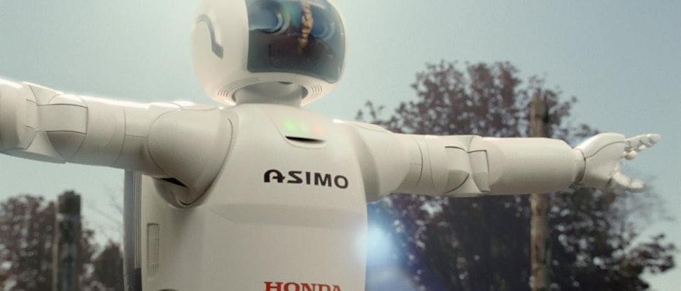 Honda » Asimo's Journey - Honda - Asimo's Journey