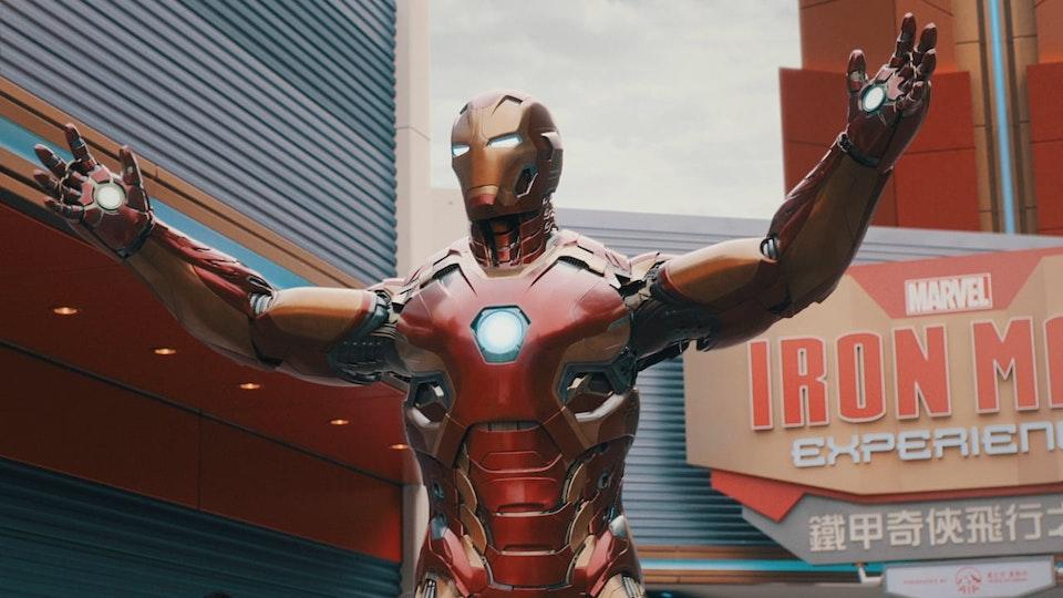 Hong Kong Disneyland » Iron Man - Hong Kong Disneyland - Iron Man